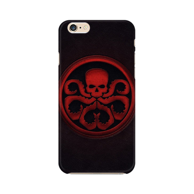 Apple iPhone 6s Plus Skuluctopus Phone Cover & Case