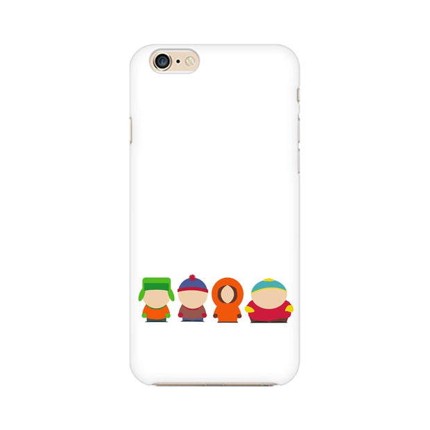 Apple iPhone 6s Plus South Park Minimal Phone Cover & Case