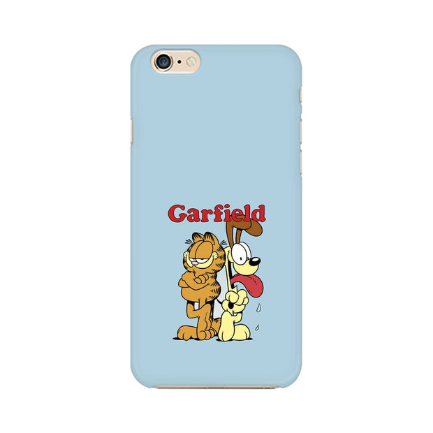Apple iPhone 6s Plus Garfield & Odie Phone Cover & Case