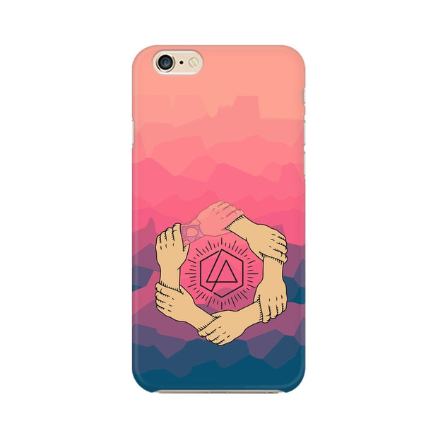 Apple iPhone 6s Plus Linkin Park Logo Chester Tribute Phone Cover & Case