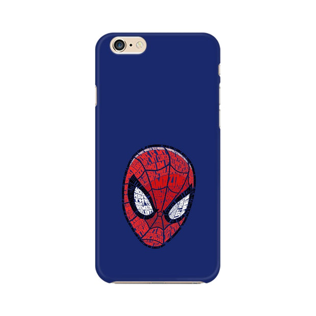 Apple iPhone 6s Plus Spider Man Graphic Fan Art Phone Cover & Case