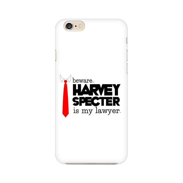 Apple iPhone 6s Plus Harvey Spectre Is My Lawyer Suits Phone Cover & Case