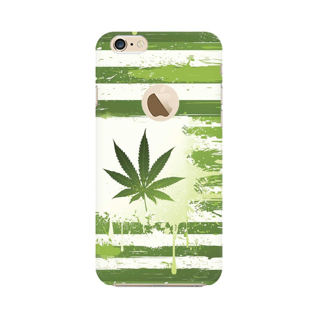 Apple iPhone 6s with Apple Hole Weed Flag  Phone Cover & Case