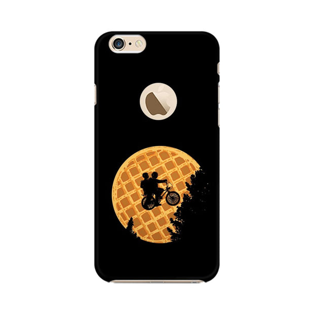 Apple iPhone 6s with Apple Hole Stranger Things Pancake Minimal Phone Cover & Case