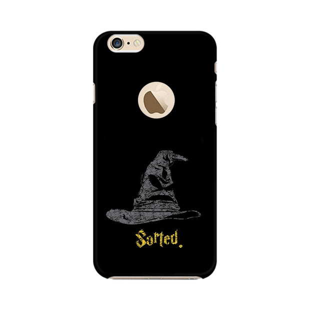 Apple iPhone 6s with Apple Hole Sorting Hat Harry Potter Phone Cover & Case