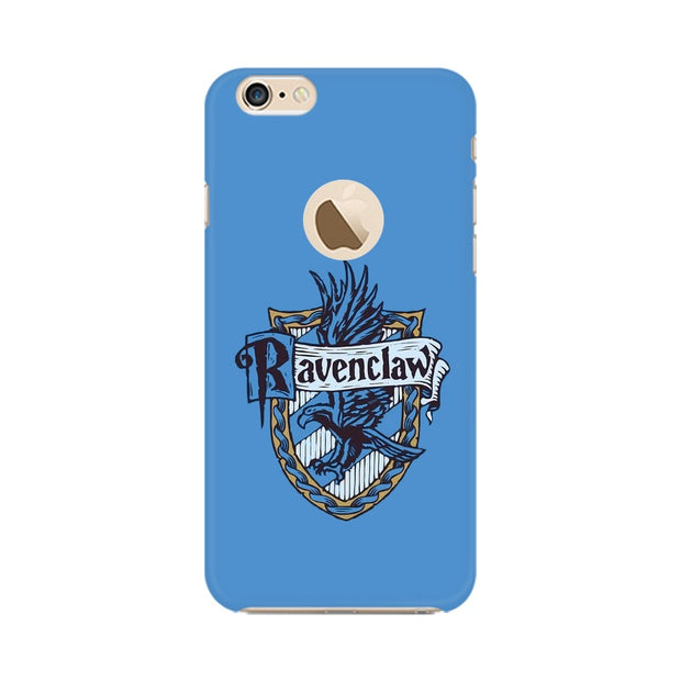 Apple iPhone 6s with Apple Hole Ravenclaw House Crest Harry Potter Phone Cover & Case