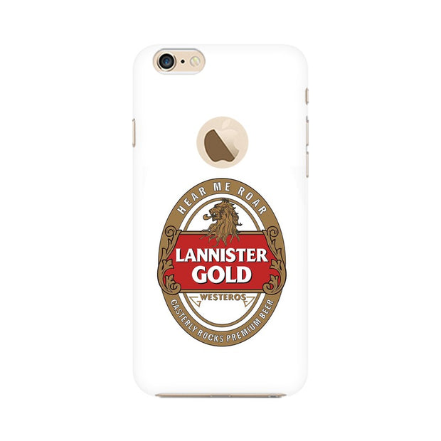 Apple iPhone 6s with Apple Hole Lannister Gold Game Of Thrones Cool Phone Cover & Case