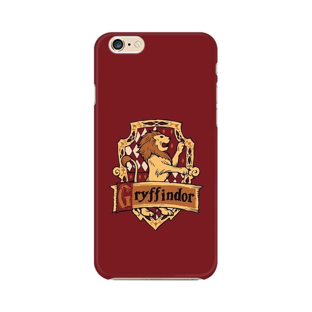 Apple iPhone 6s Gryffindor House Crest Harry Potter Phone Cover & Case