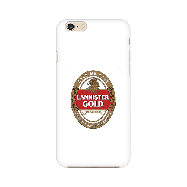 Apple iPhone 6s Lannister Gold Game Of Thrones Cool Phone Cover & Case