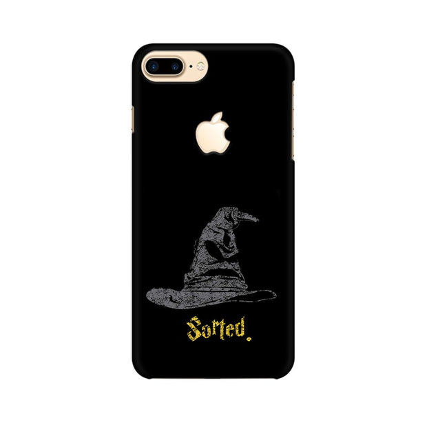 Apple iPhone 7 Plus with Apple Cut Sorting Hat Harry Potter Phone Cover & Case
