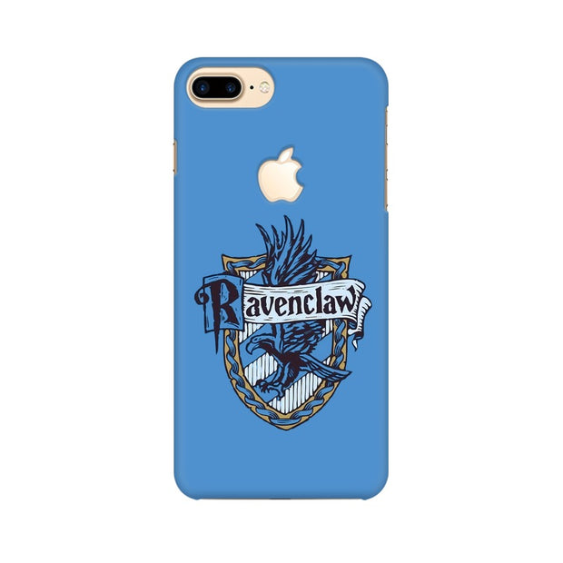 Apple iPhone 7 Plus with Apple Cut Ravenclaw House Crest Harry Potter Phone Cover & Case