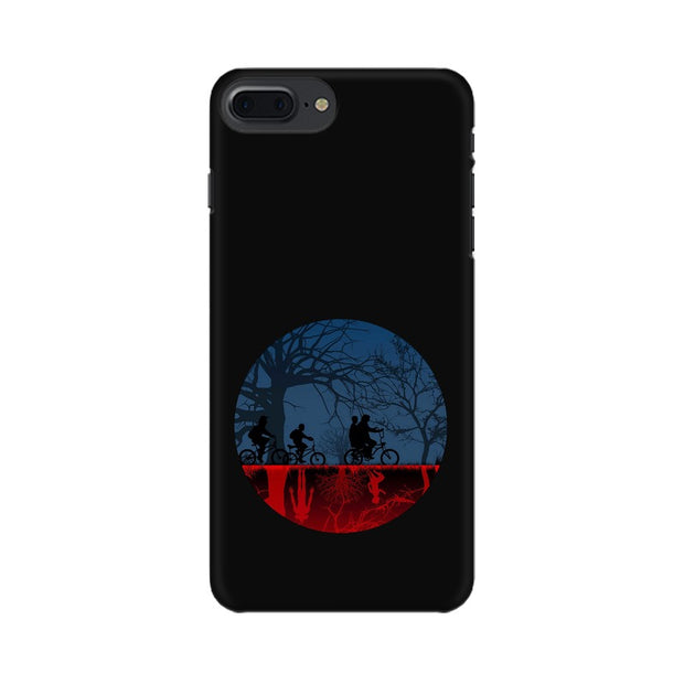 Apple iPhone 7 Plus Stranger Things Fan Art Phone Cover & Case