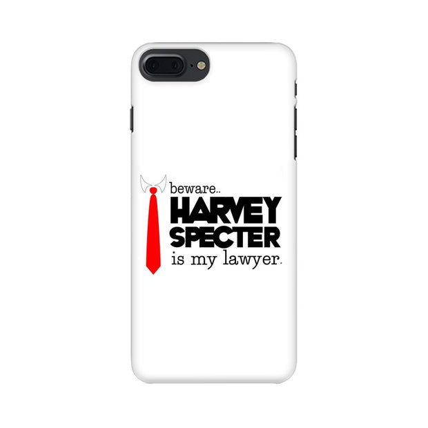 Apple iPhone 7 Plus Harvey Spectre Is My Lawyer Suits Phone Cover & Case