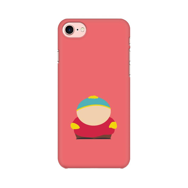 Apple iPhone 8 Eric Cartman Minimal South Park Phone Cover & Case