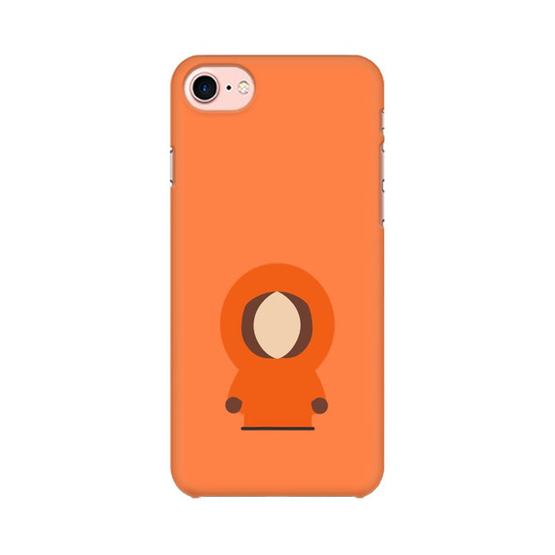 Apple iPhone 8 Kenny Minimal South Park Phone Cover & Case