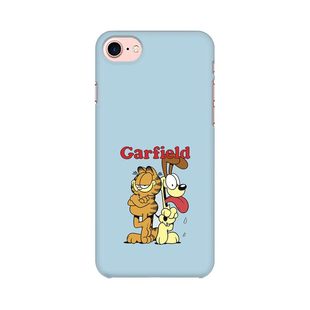 Apple iPhone 8 Garfield & Odie Phone Cover & Case