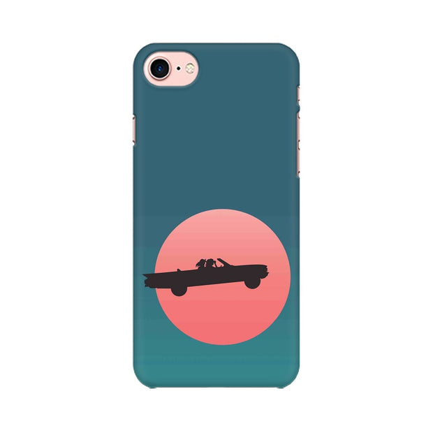 Apple iPhone 8 Thelma & Louise Movie Minimal Phone Cover & Case