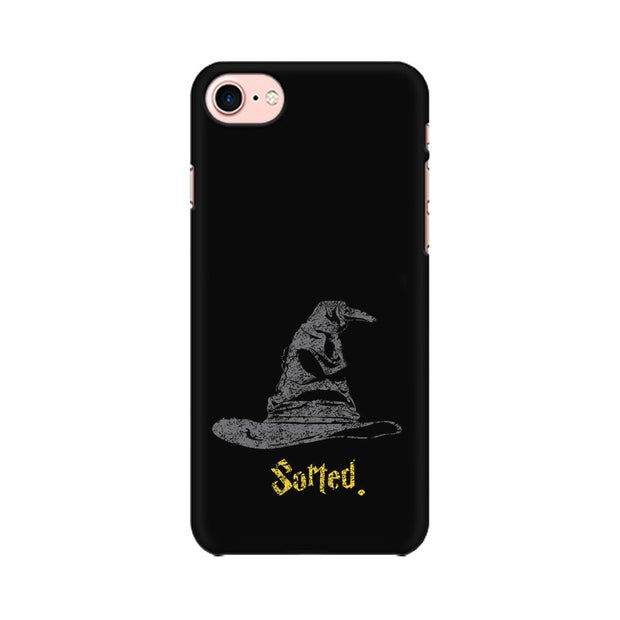 Apple iPhone 8 Sorting Hat Harry Potter Phone Cover & Case