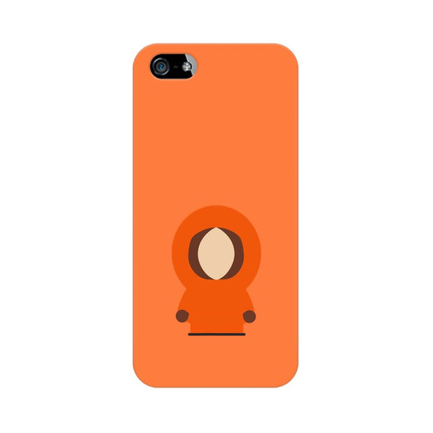 Apple iPhone SE Kenny Minimal South Park Phone Cover & Case