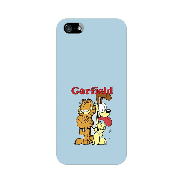 Apple iPhone SE Garfield & Odie Phone Cover & Case