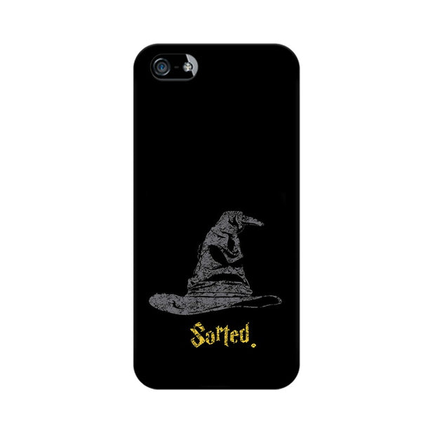Apple iPhone SE Sorting Hat Harry Potter Phone Cover & Case