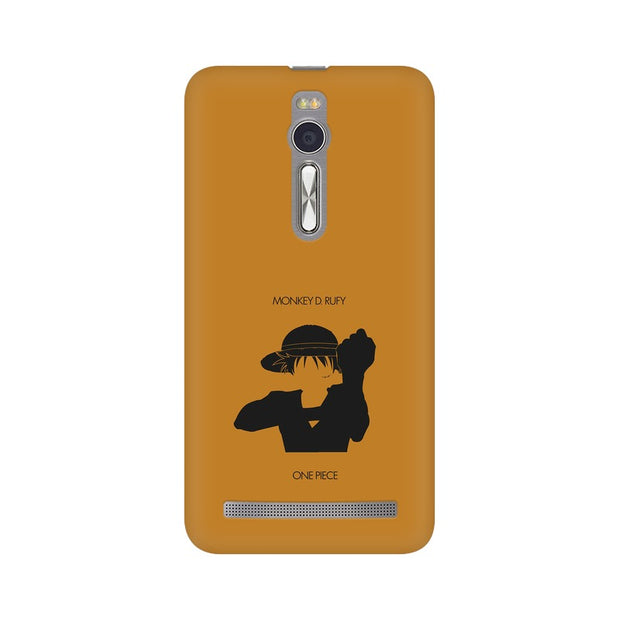 Asus Zenfone 2 Monkey D Luffy One Piece Minimal Phone Cover & Case