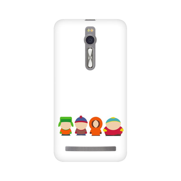 Asus Zenfone 2 South Park Minimal Phone Cover & Case