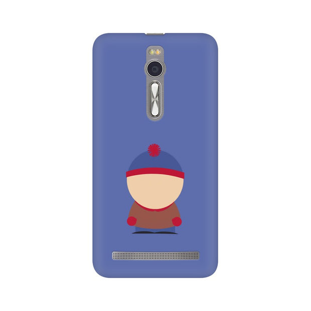 Asus Zenfone 2 Stan Marsh Minimal South Park Phone Cover & Case