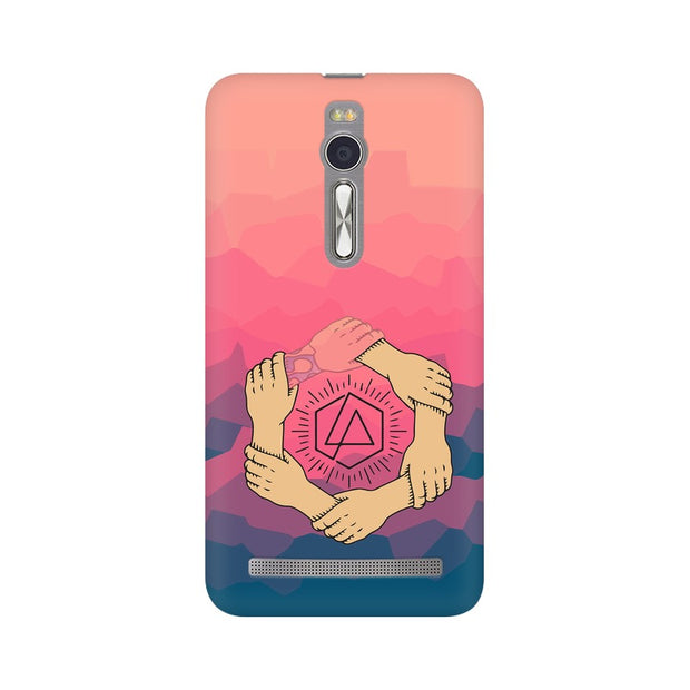 Asus Zenfone 2 Linkin Park Logo Chester Tribute Phone Cover & Case