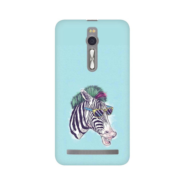 Asus Zenfone 2 The Zebra Style Cool Phone Cover & Case
