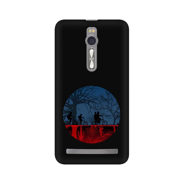 Asus Zenfone 2 Stranger Things Fan Art Phone Cover & Case
