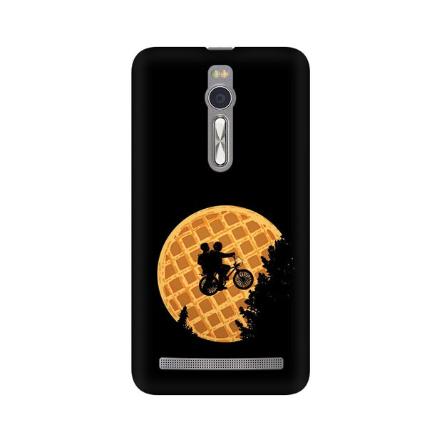 Asus Zenfone 2 Stranger Things Pancake Minimal Phone Cover & Case