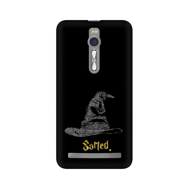 Asus Zenfone 2 Sorting Hat Harry Potter Phone Cover & Case