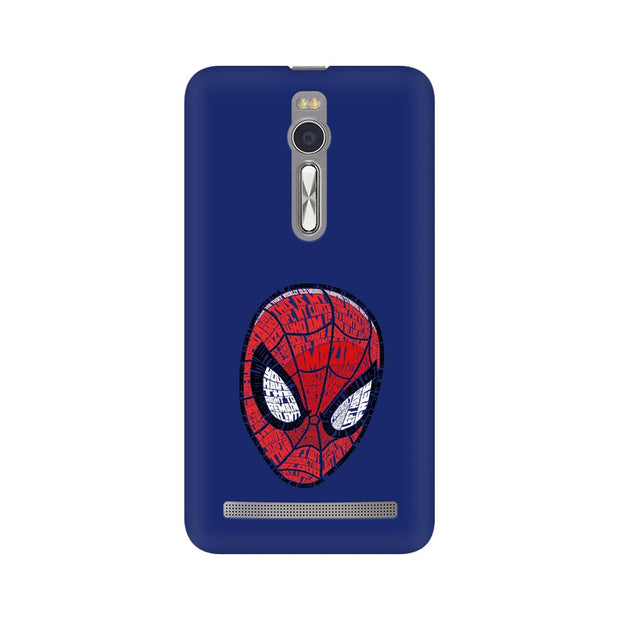 Asus Zenfone 2 Spider Man Graphic Fan Art Phone Cover & Case