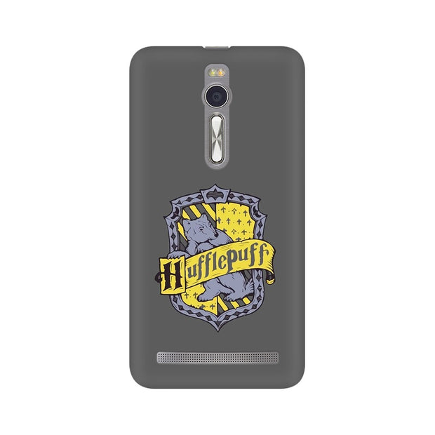 Asus Zenfone 2 Hufflepuff House Crest Harry Potter Phone Cover & Case