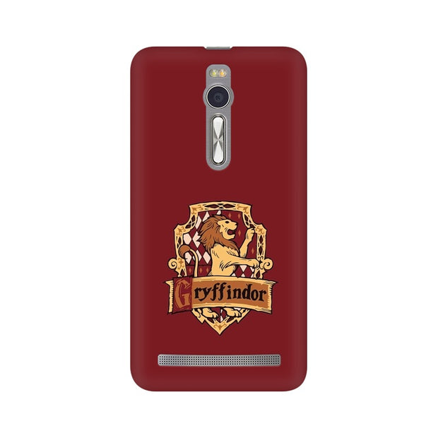 Asus Zenfone 2 Gryffindor House Crest Harry Potter Phone Cover & Case
