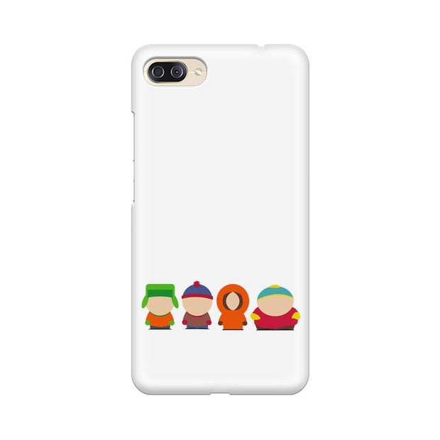 Asus Zenfone 4 Max ZC554KL South Park Minimal Phone Cover & Case