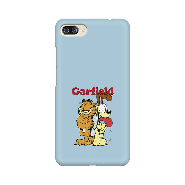Asus Zenfone 4 Max ZC554KL Garfield & Odie Phone Cover & Case