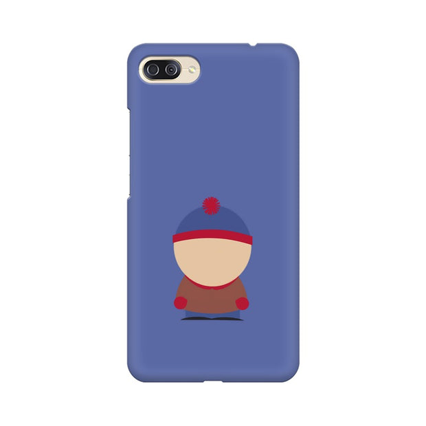 Asus Zenfone 4 Max ZC554KL Stan Marsh Minimal South Park Phone Cover & Case