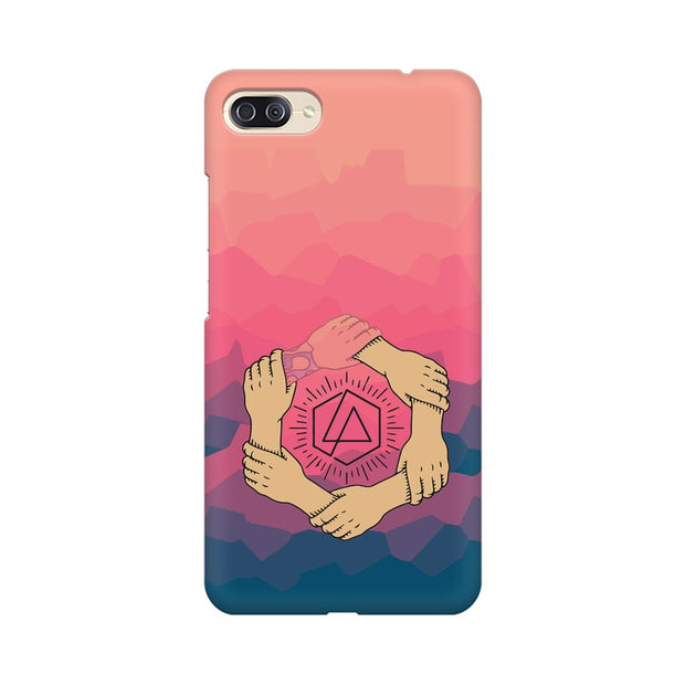 Asus Zenfone 4 Max ZC554KL Linkin Park Logo Chester Tribute Phone Cover & Case