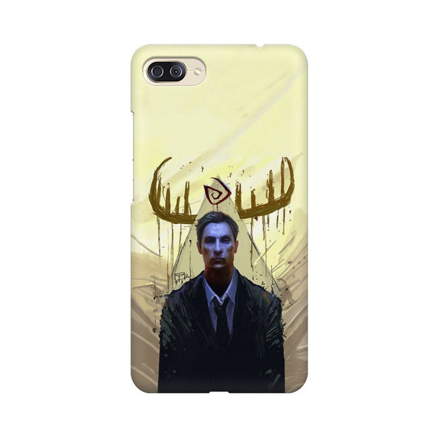 Asus Zenfone 4 Max ZC554KL True Detective Rustin Fan Art Phone Cover & Case