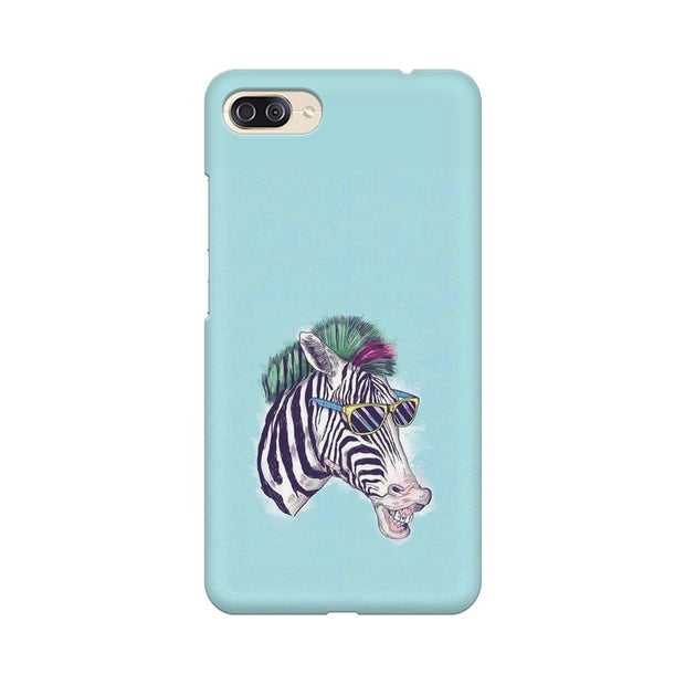 Asus Zenfone 4 Max ZC554KL The Zebra Style Cool Phone Cover & Case