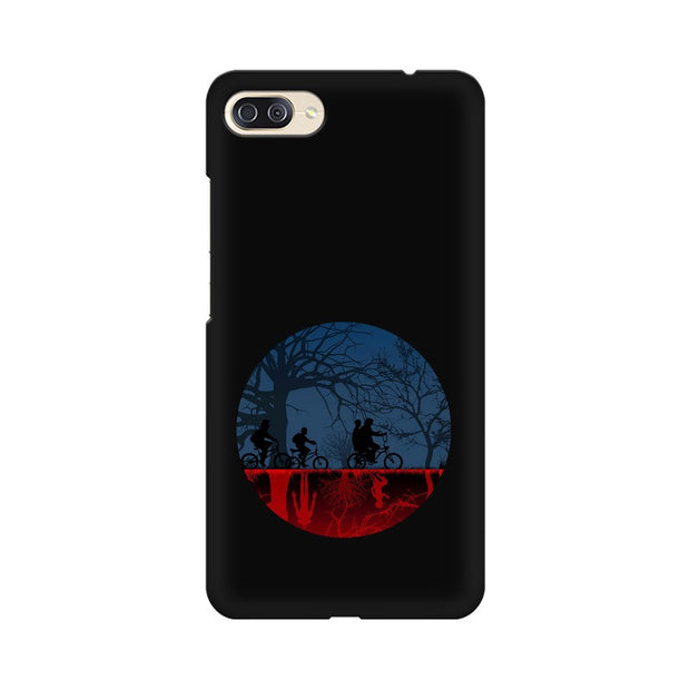 Asus Zenfone 4 Max ZC554KL Stranger Things Fan Art Phone Cover & Case