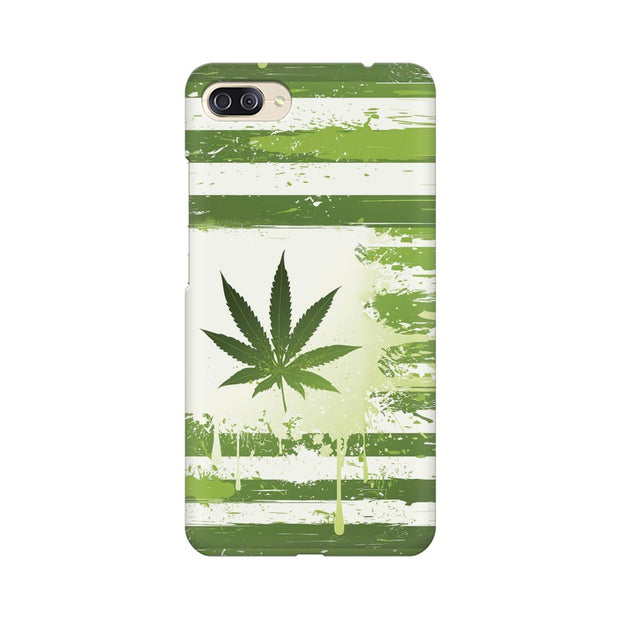 Asus Zenfone 4 Max ZC554KL Weed Flag  Phone Cover & Case