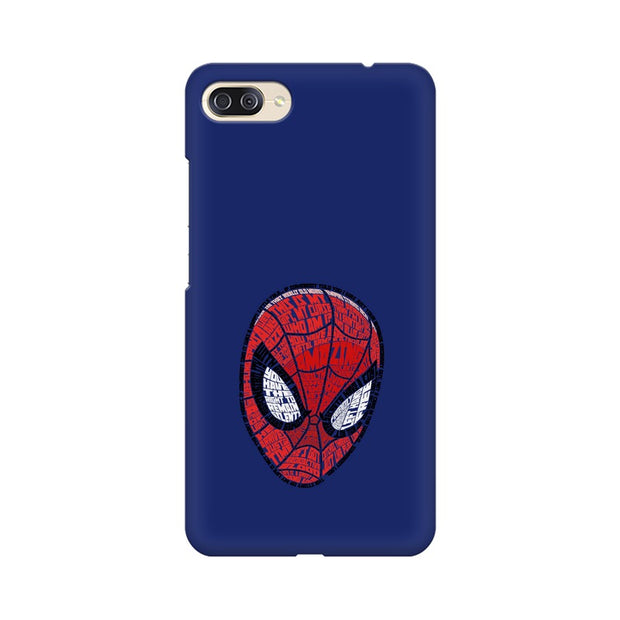 Asus Zenfone 4 Max ZC554KL Spider Man Graphic Fan Art Phone Cover & Case