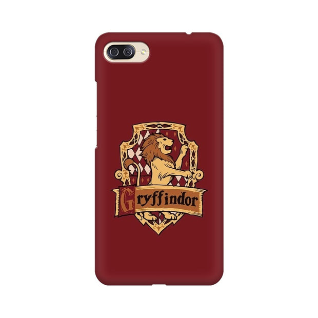 Asus Zenfone 4 Max ZC554KL Gryffindor House Crest Harry Potter Phone Cover & Case