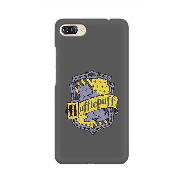 Asus Zenfone 4 Max ZC554KL Hufflepuff House Crest Harry Potter Phone Cover & Case