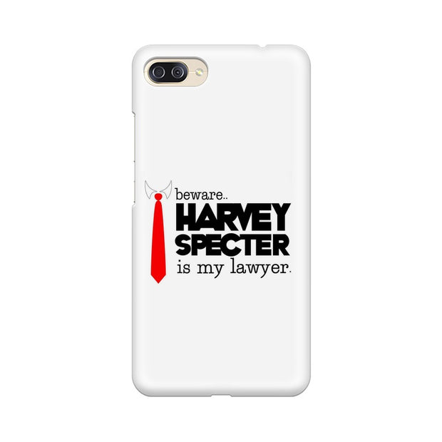 Asus Zenfone 4 Max ZC554KL Harvey Spectre Is My Lawyer Suits Phone Cover & Case