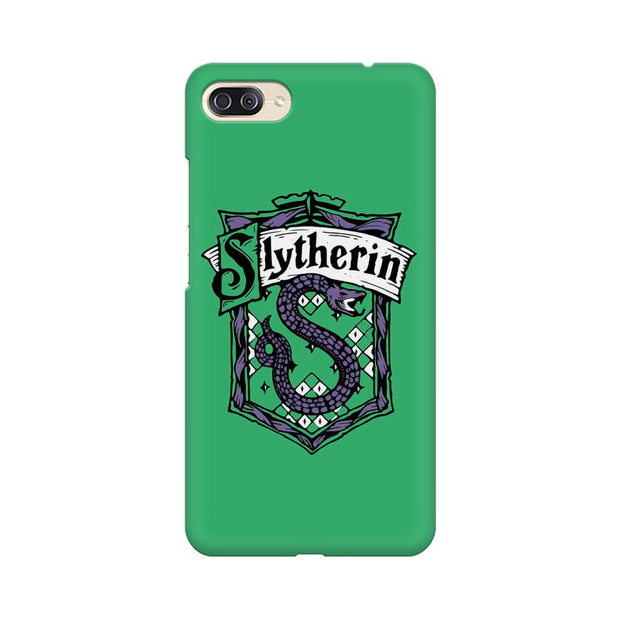 Asus Zenfone 4 Max ZC554KL Slytherin House Crest Harry Potter Phone Cover & Case