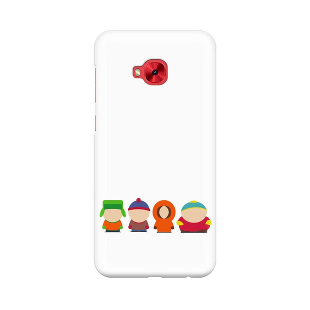 Asus Zenfone 4 Selfie Pro ZD552KL South Park Minimal Phone Cover & Case